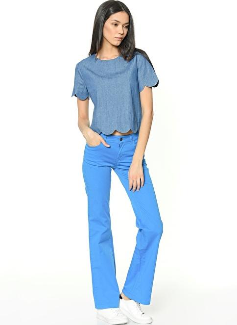 Lee Cooper Pantolon | Kate Slim Flared Saks